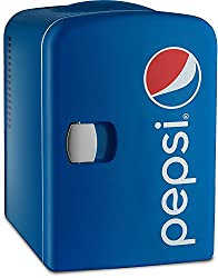 Pepsi Thermoelectric Mini Fridge Cooler and Warmer