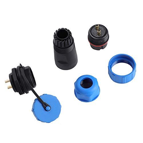 Waterdichte luchtstekker, uitstekend vervangend onderdeel, dat voornamelijk in buitenlampen en lantaarns wordt gebruikt (# 4).