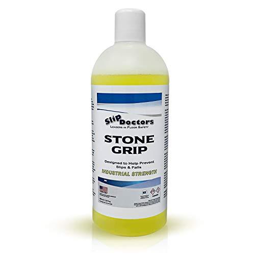 SlipDoctors Anti-Rutsch-Beschichtung für Fliesen und Böden – Gebrauchsfertige Stone Grip Beschichtung, Durchsichtig, Leicht aufzutragen (5 m²)