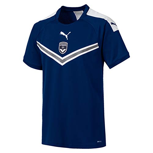 Puma FCGB Home Replica SS Without Sponsor Maillot Homme Puma New Navy FR : L (Taille Fabricant : L)