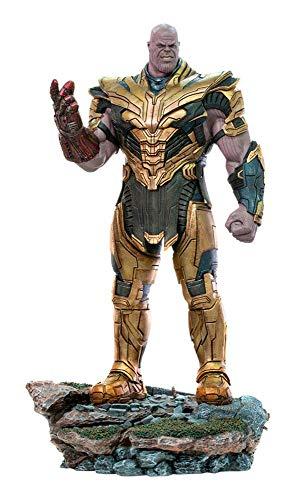 Estatua Thanos 78 cm. Vengadores: Endgame. Iron Studios. Deluxe. Legacy Scale 1:4
