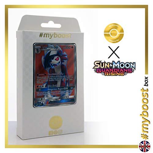 Lycanroc-GX (Lougaroc-GX) 138/145 Full Art - #myboost X Sun & Moon 2...