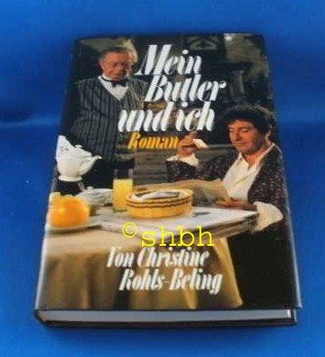 Mein Butler und ich.