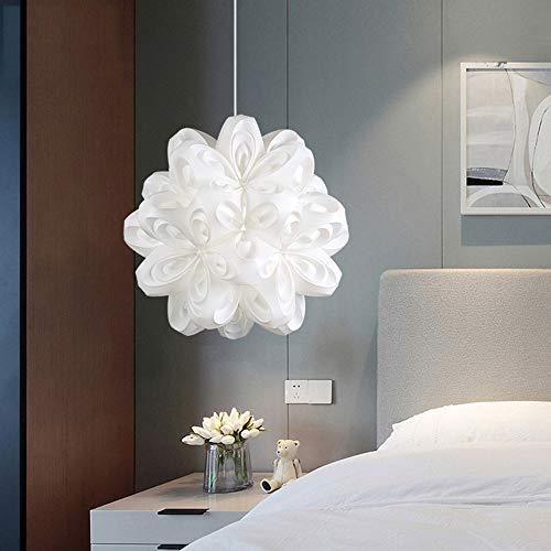 JL-QY Nordic lampadario Origami Castagno lampadario Comodino lampadario Soggiorno Sala da Pranzo lampadario Camera da Letto Semplice Acrilico Creativo