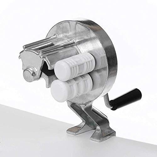 NIUPAN Handmatige deegmachine roestvrij staal noodle machine noodle tool huishoudelijk keuken gereedschap handpers