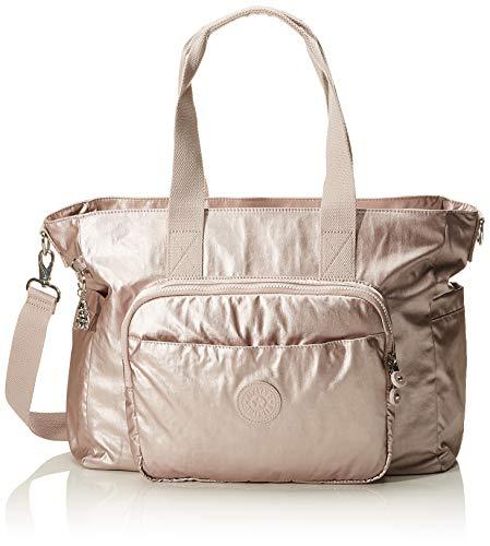 Kipling Miri Luggage, 16.5 liters, Metallic Rose