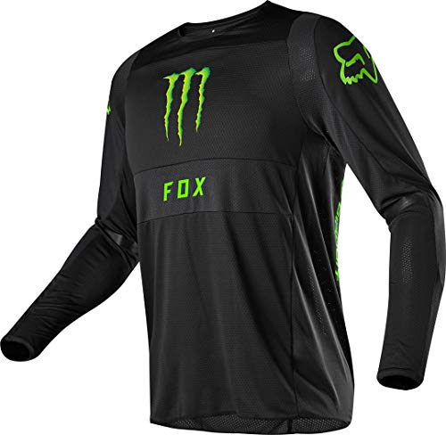 Fox 360 Monster/Pc Jersey Trikots, Black M