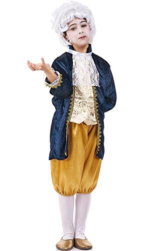 Disfraz de Época de Luis XV para niño