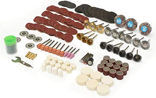 Max 90% OFF 365pcs Circle Tool Accessories Grinding Weekly update Sanding Set Shining