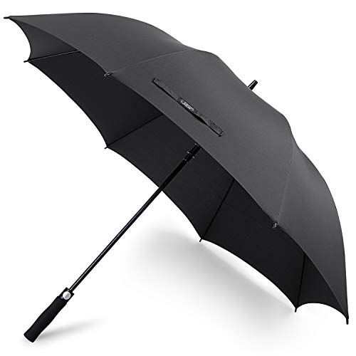 Buy G4Free 62 Inch Automatic Open Large Golf Umbrella Windproof Sun Protection Oversize Waterproof S...