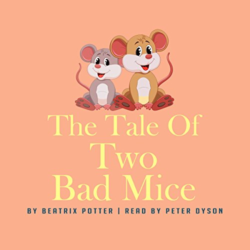 『The Tale of Two Bad Mice』のカバーアート