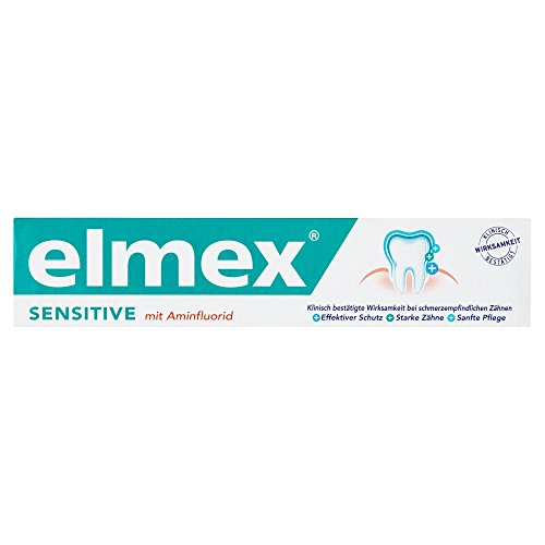 elmex SENSITIVE Zahnpasta, 75 ml