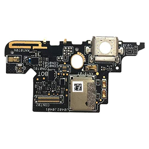 Liaoxig ASUS Spare Ladeanschluss Board for Asus ZenFone Max Pro M2 ZB631KL ASUS Spare