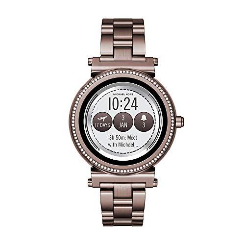 Michael Kors Access Sofie Touchscreen Smartwatch, Sable