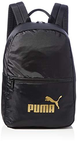 PUMA Wmn Core Seasonal Daypack Mochilla, Mujer, Black/Solid, OSFA