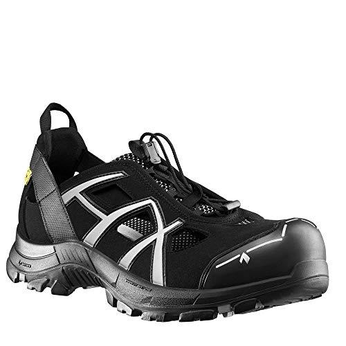 Haix Black Eagle Safety 62 Low Leichte S1P-Sandale mit seitlichen Öffnungen: Der ideale Schutz im Sommer. 44
