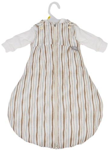 ARO ARTLÄNDER 960050 Babysafe Trolly 50–56 cm, marron et gris onde