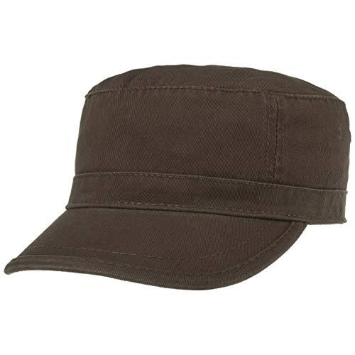 Casquette Warring Army coton casquette (taille unique - marron)