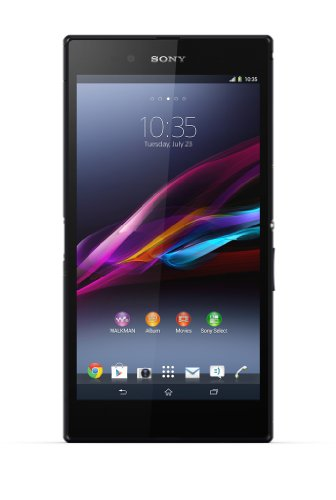Sony Xperia Z Ultra Smartphone (6,4 Zoll (16,3 cm) Touch-Display, 16 GB Speicher, Android 4.2) schwarz