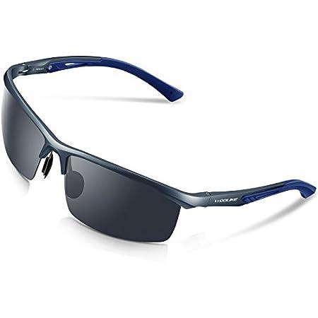 【本日最終日】WOOLIKE UV400紫外線カット対応偏光レンズスポーツサングラス 各モデル 880円送料無料!