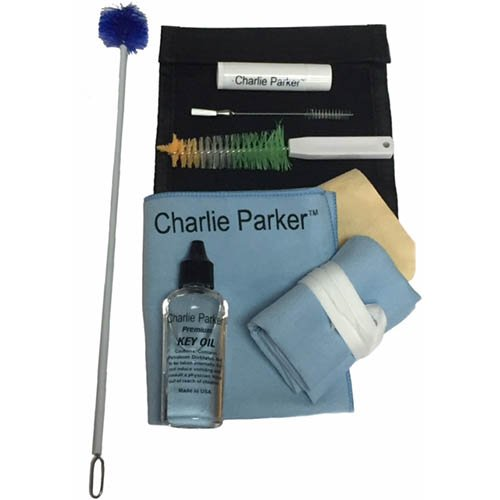 Charlie Parker Paramount Series Baritone Saxophone Care & Cleaning Kit