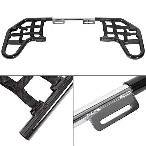 KUAFU Aluminum Nerf Bars Compatible With 2008 2009 Honda TRX 700XX TRX700XX Silver