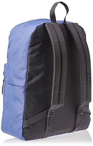 JanSport SuperBreak Backpack - Lightweight School Pack, Bleached Denim