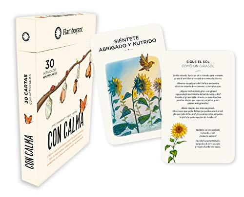 con calma (Cartas, Caja con 30 Cartas - No Libro): 1