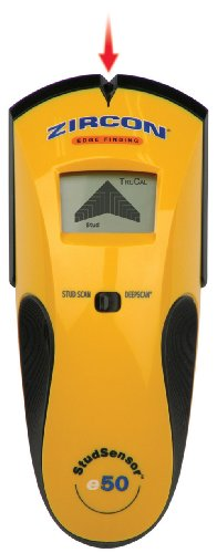 Zircon StudSensor e50 Electronic Stud Finder