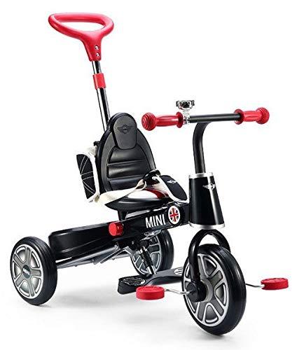 ROSA ROCA Triciclo evolutivo Mini con Licencia. Color Negro.