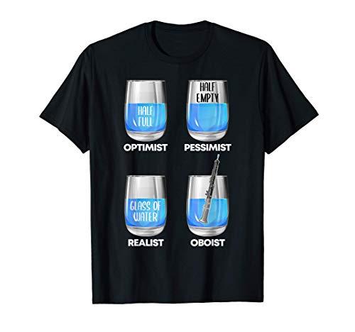 Oboe I Música de orquesta I Músico I Oboe Player Camiseta