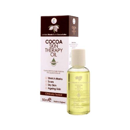 Cocoa Skin Therapy Oil Huile de soin pour la peau 50 ml