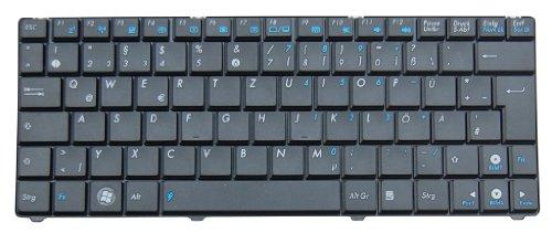 Original Tastatur ASUS Eee PC 1101HA Series Schwarz DE Neu