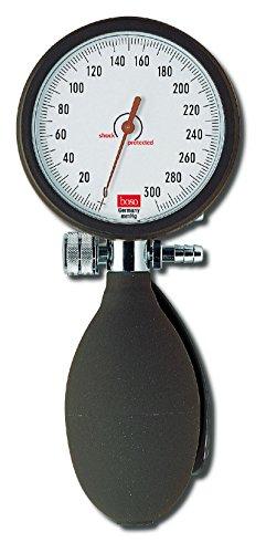 Blutdruckmessgerät boso clinicus II schwarz Hakenmanschette mit Standardmanschette