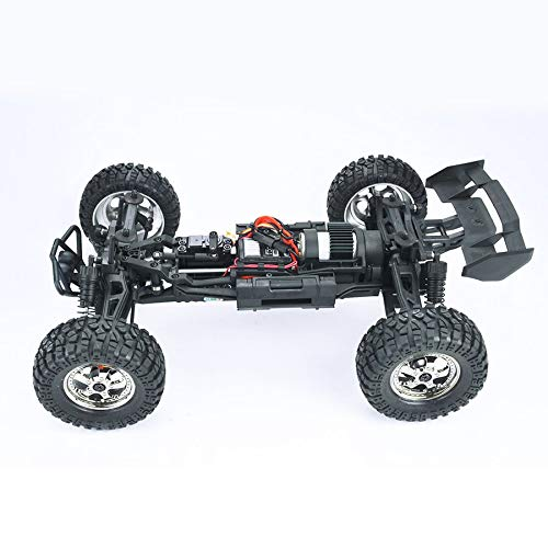 RC Auto kaufen Truggy Bild 6: Ruirain DE HBX 12891 Thruster 1 12 2 4GHz 4WD Drift Desert Off Road High Speed Racing Car Climber RC Car Toy for Children*
