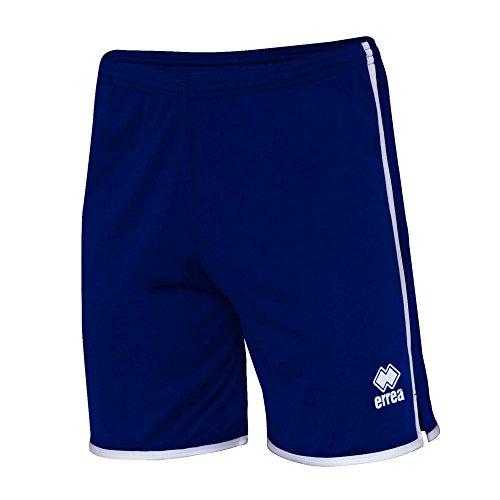 Errea Bonn, Pantaloncini Sportivi Unisex Bambini, Azzurro Bianco, XXS