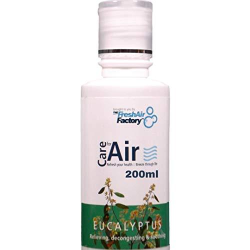 Fragranza per purificatore d'aria - CareforAir Eucalipto Essenza 200mL...