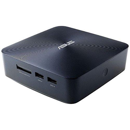 『ASUS デスクトップPC UN65H-M007Z (Corei3-6100U/メモリ4GB/HDD1TB/Win10 64bit/HDMI/DP/USB3.0/IEEE802.11AC)』の1枚目の画像