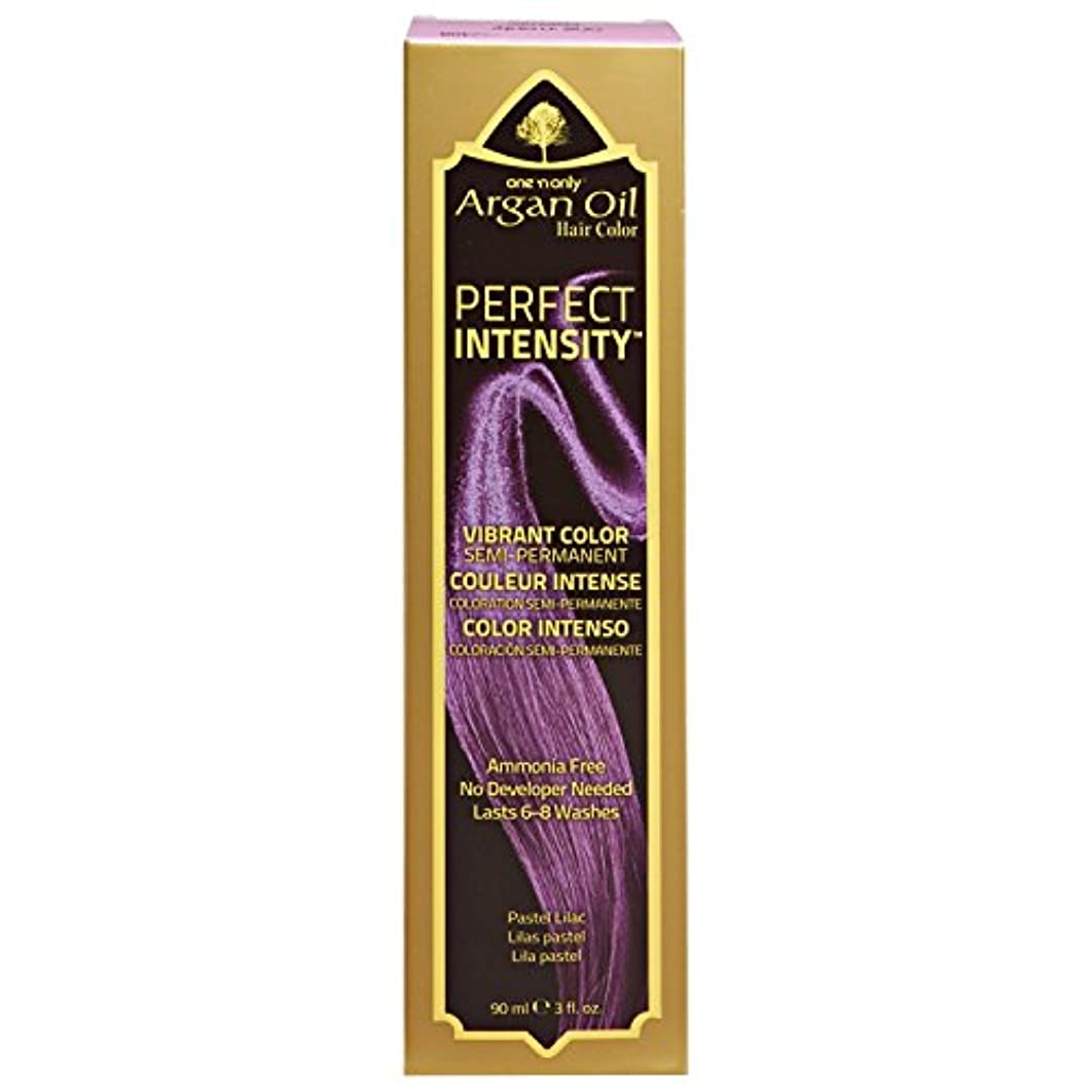 One 'n Only Perfect Intensity Pastel Lilac Semi Permanent Hair Color Pastel Lilac