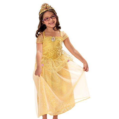 Disney Princess Friendship Adventures Belle Dress 4-6x
