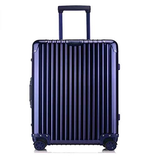 Koffer van aluminiumlegering, koffer voor dames, trekstangbox, universele fiets, 26 inch, bagage 24 boarddozen