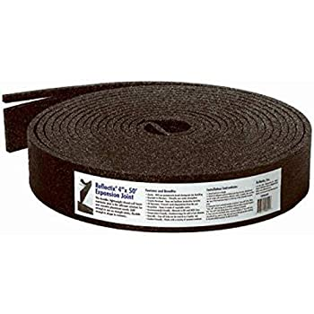 expansion joint for concrete