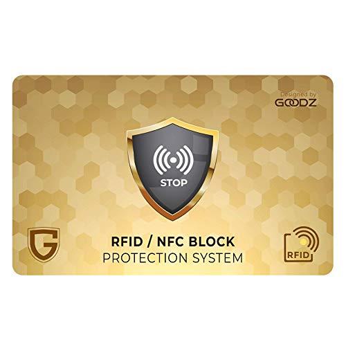 Card protector we positive proteggi carte di credito