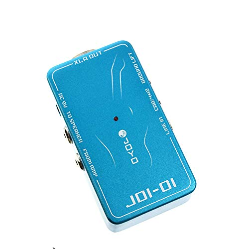 JOYO JDI-01 DI box with Amp Simulation for Acoustic/Electric Guitar or Line Level Signal