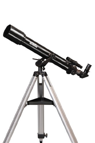 Sky-Watcher Telescopio Rifrattore, 70/700 AZ2, Montatura Azimutale AZ2, Nero