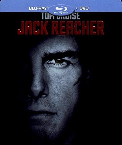 Jack Reacher - Steelbook [Blu-ray + DVD]