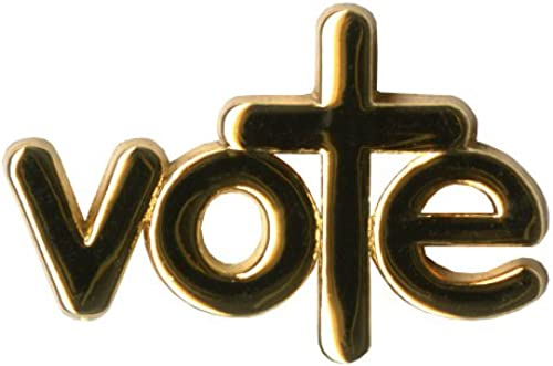 Christian Vote Pin – 30 Pack