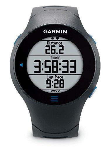 Garmin Forerunner 610 GPS Running Watch with Heart Rate Monitor - Black