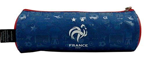 Trousse FFF - Collection officielle Equipe de FRANCE de football - Rentrée scolaire