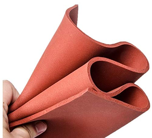Our shop most popular Ochoos 500X500X5mm Silicone Sponge Sheet Width Thick 5mm Max 89% OFF 500mm